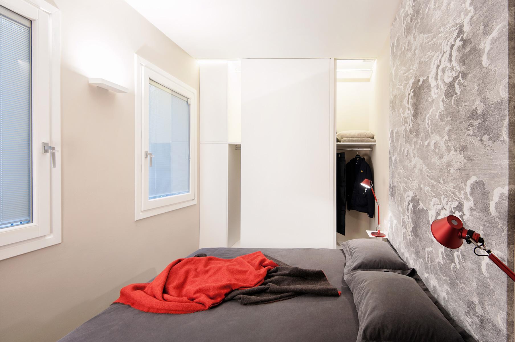 Lozzi realizza per il progetto residenzialedell'Architetto Anna Elisa Lugini