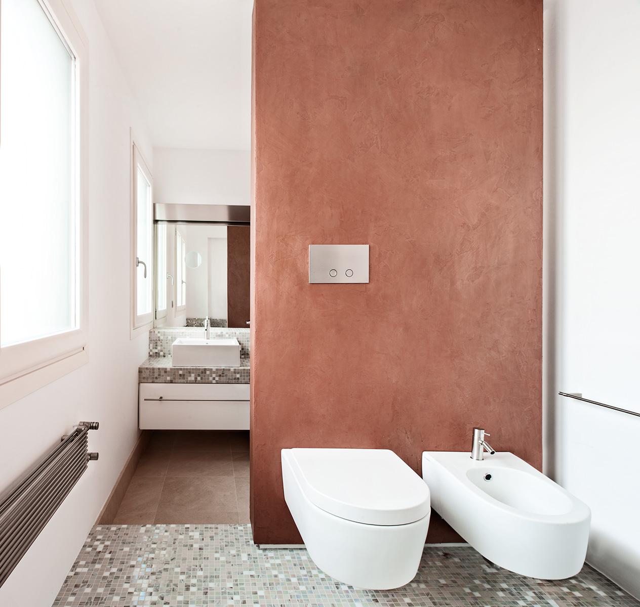 Lozzi realizza per il progetto residenziale degli Architetti Bramani e Selva