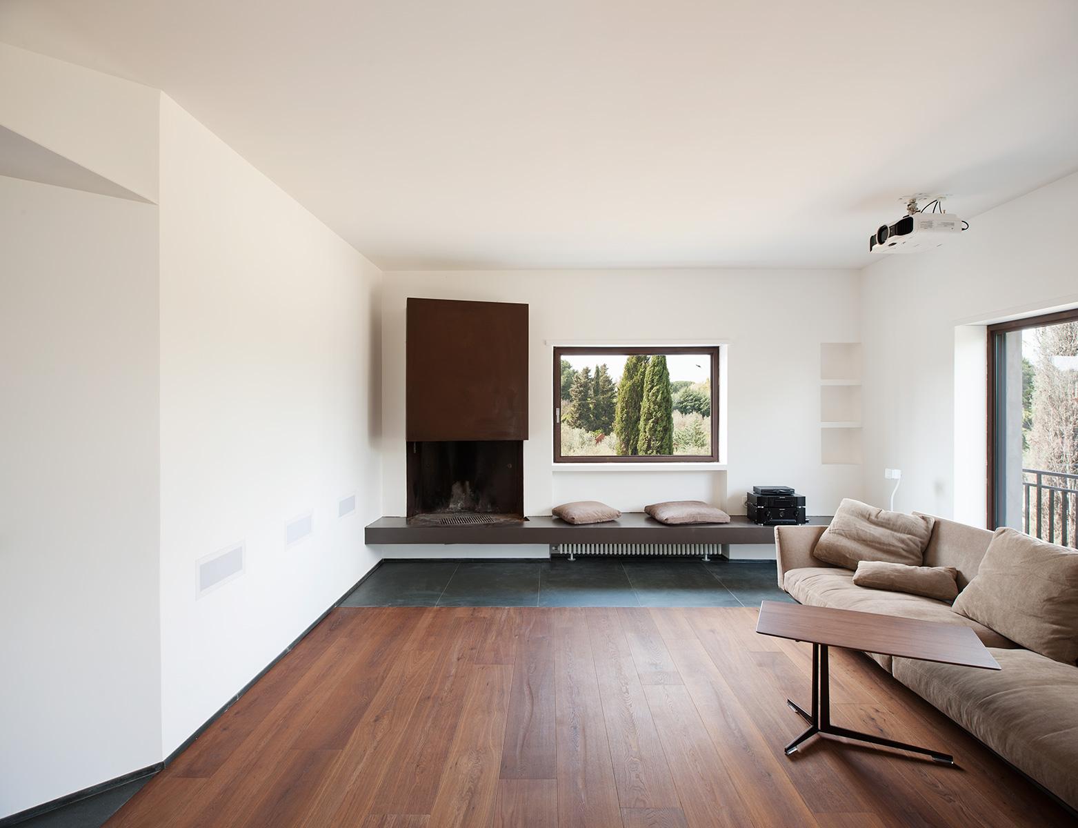 Lozzi realizza per il progetto residenziale dell'Architetto Patrizia Micozzi